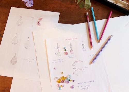 Gialloro disegni gioielli collezioni