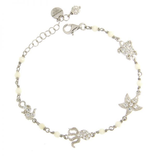 bracciale rosario summer love agata rodio