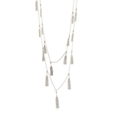 collana nappine e perle
