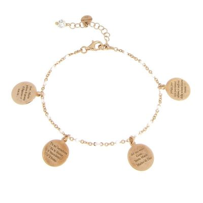 BRACCIALE CHARMS AVE MARIA